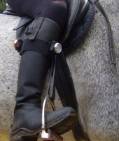Rider Flashing Leg/Stirrup Lights