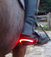 Clip on Heel Light